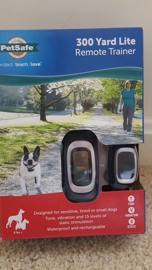 Remote trainer for dogs for Sale in Odenton, MD