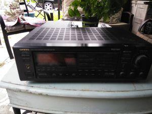 Onkyo Stereo Receiver TX-SV303PRO for Sale in Garden Grove, CA