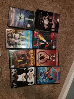 Lot of DVD titles for collections for Sale in Houston,  TX