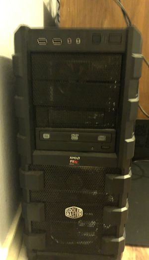 Gaming computer for Sale in Cedar Park, TX