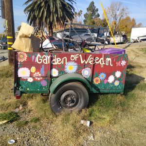 Homemade Utility Trailer for Sale in Rio Vista, CA