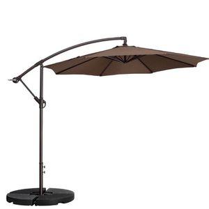 Clitheroe 10' Cantilever Umbrella - Dark Green for Sale in Fort Lauderdale, FL