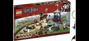 LEGO - 4737 - Harry Potter Quidditch - Retired Art- selling for over ninety three dollars on Amazon. for Sale in Olympia, WA