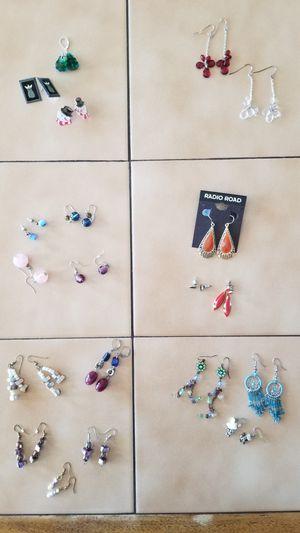 Earrings 3 for $5 for Sale in Washington, PA