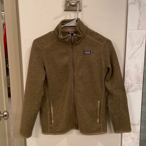 Patagonia Kids Better Sweater Jacket Size L (10/12) for Sale in Edmond, OK