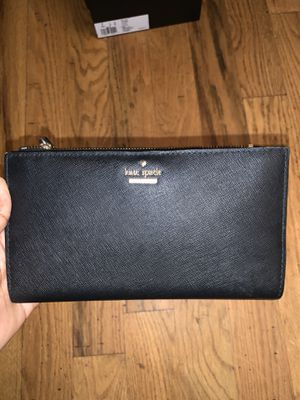 Dark Blue Kate Spade Wallet for Sale in Brooklyn, NY