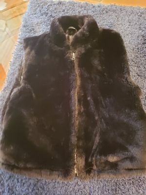 Reversible Fur Vest for Sale in Sacramento, CA
