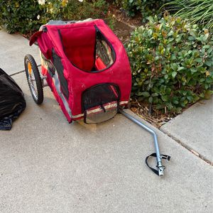 Dog Trailer For Bike for Sale in Orange, CA