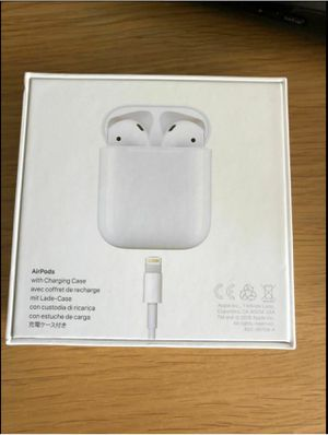 Brand new Apple AirPod 2 headphones for Sale in Tualatin, OR