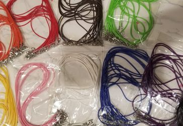 Cotton Soy Wax Necklaces For Jewelry making for Sale in Costa Mesa,  CA
