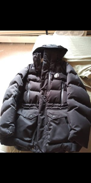 POLO jackets black Med or Blue Lrg, also mens Med in Guess jacket, mens Hawke Smll, North Face Med or Lrg womens, Timbs & Uggs Boots & more for Sale in Brooklyn, NY