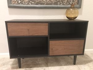 New Modern Console or Media Stand for Sale in Orangevale, CA