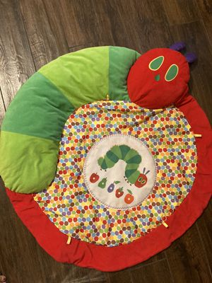 Baby laying mat and Bobby pillow for Sale in Mansfield, TX