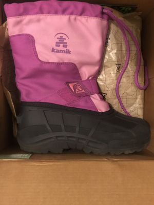 Kamik Kids Snow Boots for Sale in Los Angeles, CA