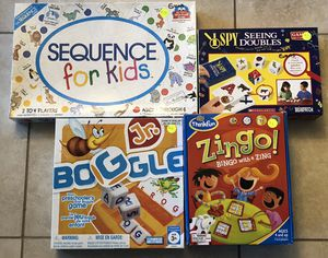 Games for kids for Sale in Wenatchee, WA