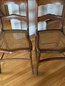 Antique Caned Chairs for Sale in Cleveland,  OH