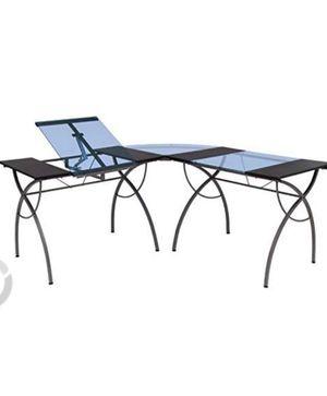 Metal Glads Drawing Corner Desk for Sale in Monterey Park, CA