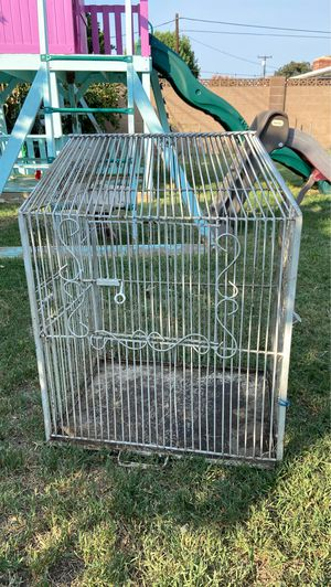 Parrot,bird,cage for Sale in Anaheim, CA