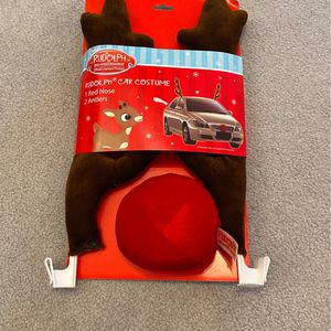 Rudolph Car Costume, New in Original Packaging for Sale in Rancho Santa Margarita, CA