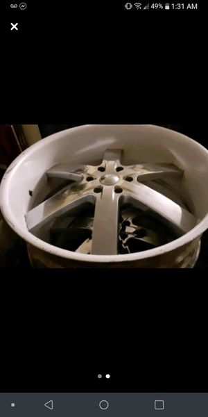 "26""in. 6lug Chevy wheels for Sale in Orange, TX"