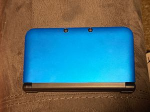 Nintendo 3DS Xl Color Blue no charger or pen for Sale in Fresno, CA