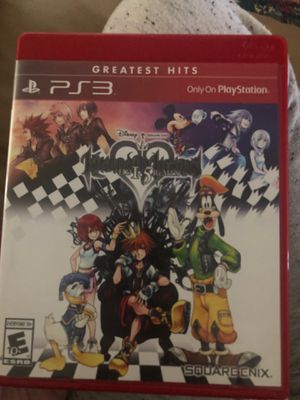 Kingdom hearts ps3 1.5 for Sale in Edgewater, CO
