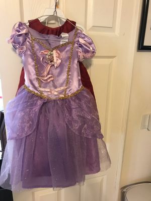 Rapunzel Costume Dress 3T-4T From Disney Store for Sale in Las Vegas, NV