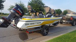 2006 Skeeter SX 190 Dual Console Bass Boat (19 ft) for Sale in Scottsdale, AZ
