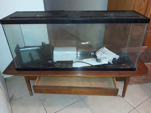 Fish Tank with Table for Sale in Mesa, AZ