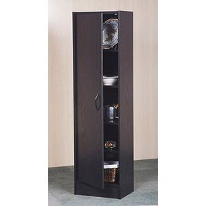 Mylex Single Door Pantry, Black C5-9769 for Sale in St. Louis, MO