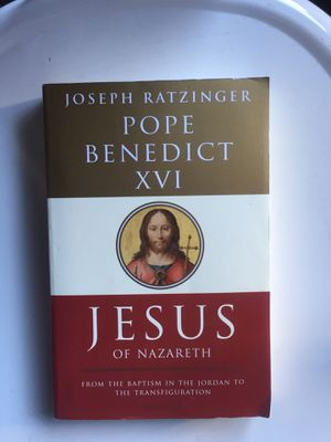 Jesus of Nazareth: From the Baptism in the Jordan to the Transfiguration for Sale in Claremont, CA