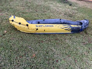 Explorer K2 kayak for Sale in Beaumont, TX