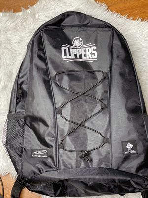 NBA Los Angeles Clippers Backpack(NWT) (SHIPPING ONLY 📬📦 NO LOCAL PICK UPS) for Sale in Los Angeles, CA