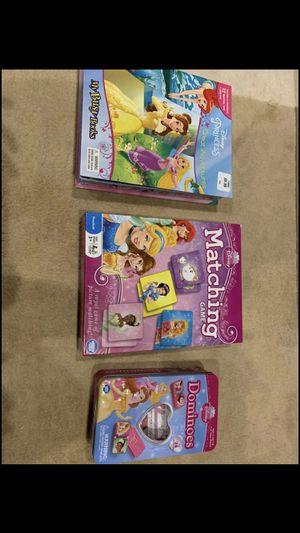 Princess Games for Sale in Sammamish, WA
