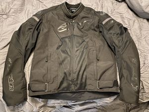 Alpinestars Motorcycle Jacket Size Large for Sale in St. Louis, MO