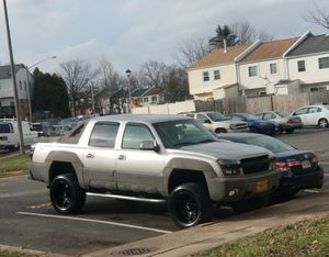 i'm selling i'm rims35X.2.5OR2OLT POWERPLYE SAW TIA for Chevrolet avalanche GMC canyon Chevrolet Tahoe for Sale in Manassas, VA