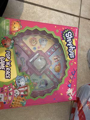 Shopkins pop n race game for Sale in Miami, FL