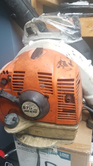 Stihl br430 backpack leaf blower for Sale in Pine Hills, FL