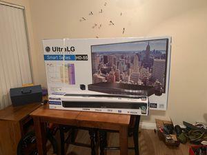 TV LG ultra 55 smart series new never open for Sale in Las Vegas, NV