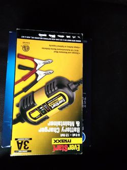 Battery Charger And Maintainer for Sale in Everett,  WA
