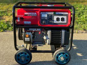 Honda EM2500 Generator for Sale in Vallejo, CA