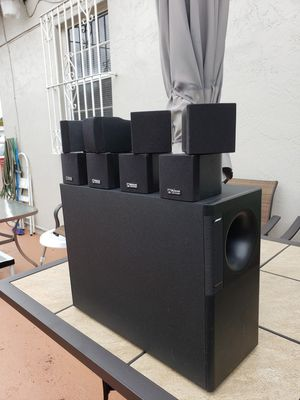 Bose Acoustimass 5 serie ll + speakers McLaren Technologies. for Sale in Miami, FL