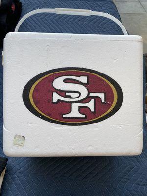 49ers Cooler for Sale in Clovis, CA