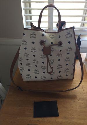 MCM authentic bucket bag excellent condition for Sale in Phoenix, AZ