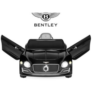 New Bentley (in black or white) ride on electric car power wheels kids car toy for Sale in Irvine, CA