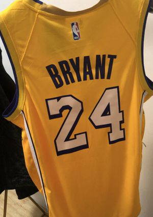 Size 54 XL Kobe Jersey city edition for Sale in Selma, CA