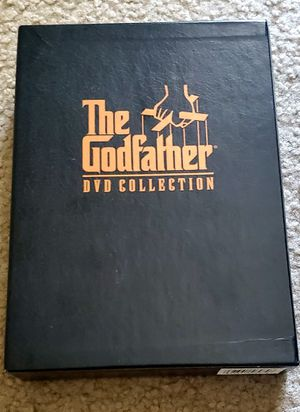 Godfather DVD set for Sale in La Mesa, CA