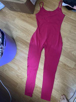 Cute hot pink jumpsuit for Sale in Santa Clara, CA