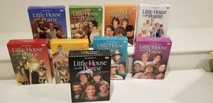 Seasons 1 - 9 Little House on the Prarie DVD Collection for Sale in Millbrae, CA