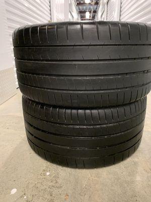 285 30 21 michelin 2 tires for Sale in Manassas, VA